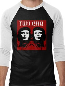 2 Che Men's Baseball ¾ T-Shirt