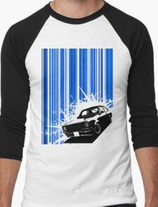 Escort (Mk2) Stripe and Splat Men's Baseball ¾ T-Shirt