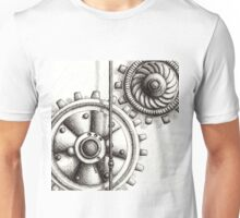 Twin Cogs - #10 Unisex T-Shirt
