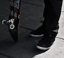 Board and Footwork by talalb01