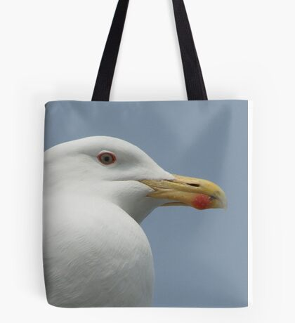 Watcher Being Watched Tote Bag