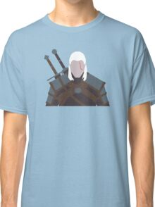 Geralt of Rivia - The Witcher Classic T-Shirt