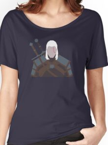 Geralt of Rivia - The Witcher Women's Relaxed Fit T-Shirt