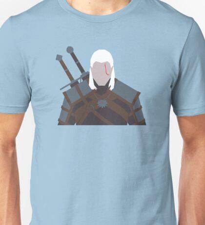 Geralt of Rivia - The Witcher Unisex T-Shirt