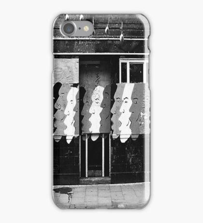 Brick Lane Graffiti London iPhone Case/Skin
