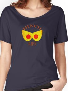 Hench Life Women's Relaxed Fit T-Shirt