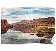 Marble Canyon, Arizona Poster
