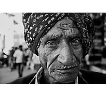 Portrait vii Photographic Print