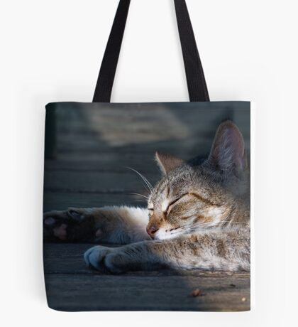 Lazy Days of Spring Tote Bag