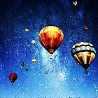Free Flight by Mary  Sherman