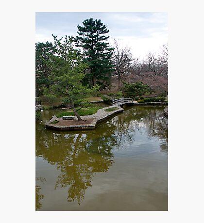 Public Park, Private Garden Photographic Print