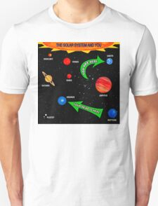 The Solar System And You T-Shirt