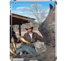 Cowboys and Eagles iPad Case/Skin