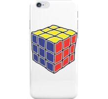 Cube Puzzle iPhone Case/Skin
