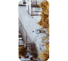 Loneliness. iPhone Case/Skin