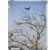 Lomo : Raven Tree iPad Case/Skin