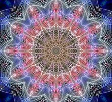 SpiroGraphish Kaleidoscope by schimkent