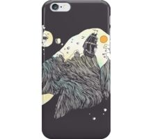 The Grey Gust and The Savage Sea iPhone Case/Skin