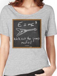 E=mc5 Women's Relaxed Fit T-Shirt