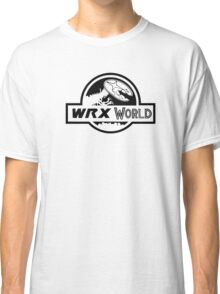 SUBARU WRX WORLD Classic T-Shirt