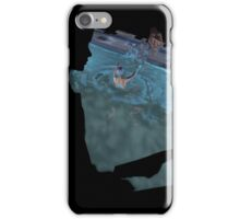 Max and Chloe swimming iPhone Case/Skin