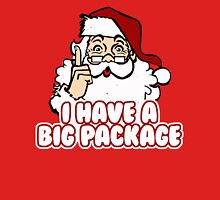 Christmas - Santa's Big Package Unisex T-Shirt