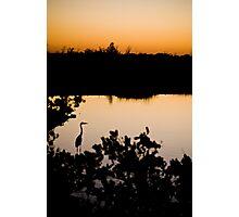 sunset part 2 Photographic Print