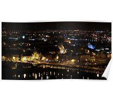 My beautiful city, Craigavon Bridge Poster