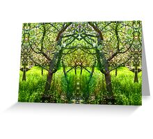 Fairy Arbor Greeting Card