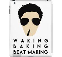 Waking Baking Beat-Making iPad Case/Skin