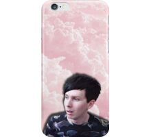 Phil Pink Cloud Aesthetic iPhone Case/Skin