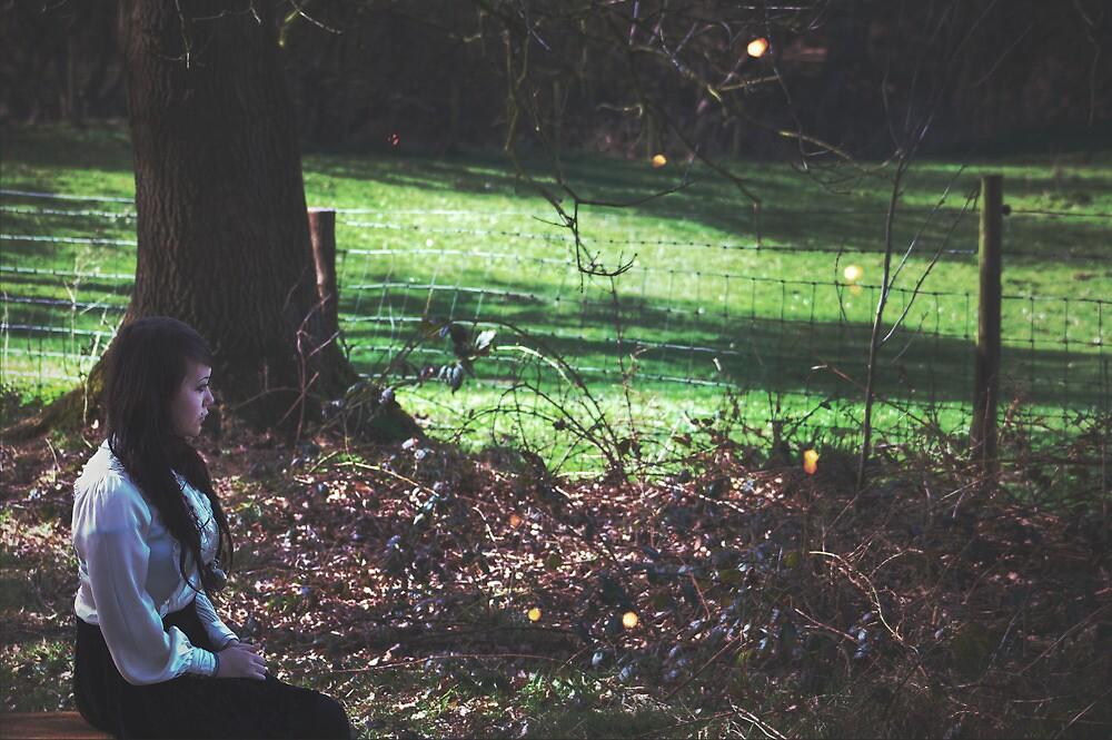 Contemplation by cavan michaelides
