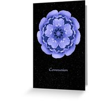 Communion II Greeting Card