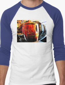 Hops & Barley- Drink Your Vegetables Men's Baseball ¾ T-Shirt