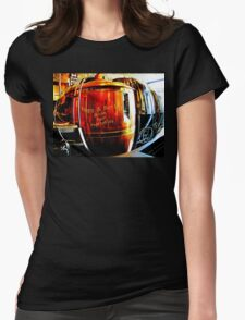 Hops & Barley- Drink Your Vegetables Womens Fitted T-Shirt