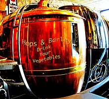 Hops & Barley- Drink Your Vegetables by Susan Werby