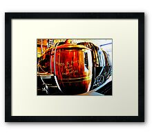 Hops & Barley- Drink Your Vegetables Framed Print
