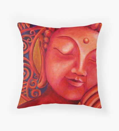 Harmony & Peace Throw Pillow