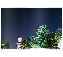 Star Trail Poster