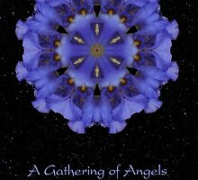 A Gathering of Angels II by Karen Casey-Smith