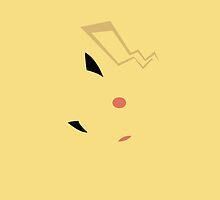 Pikachu by Ocarina04