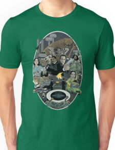 The Men in Back Movie style poster Unisex T-Shirt