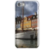 Nyhavn Colors iPhone Case/Skin