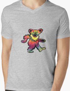 Grateful Dead Mens V-Neck T-Shirt