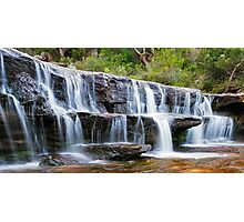 Wattamolla Creek Photographic Print