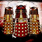 Dalek by drwhobubble