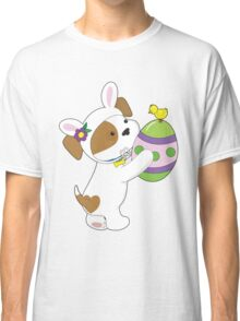 Cute Puppy Easter Egg Classic T-Shirt