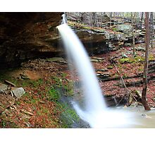 Springtime Waterfalls Photographic Print
