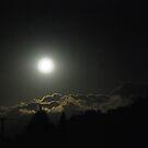 Moon at Oberon by Julie Sherlock