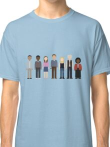 Community Cast Classic T-Shirt